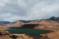 górski jezioro Zdjęcia Royalty Free