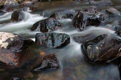 górski strumień Zdjęcia Royalty Free