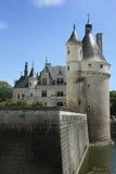 górskiej chaty chenonceau de Loire Zdjęcie Royalty Free
