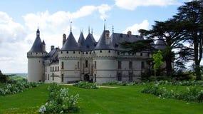 Górskiej chaty de Chaumont sura Loire obrazy royalty free