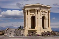 górskiej chaty de Montpellier peyrou Zdjęcia Stock