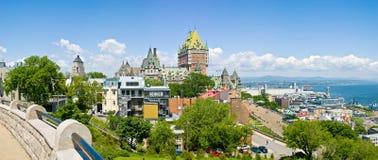 górskiej chaty miasta frontenac Quebec Fotografia Stock