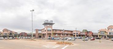 Góruje centrum handlowe w Langehovenpark Obraz Stock