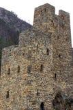 Góruje Ingushetia. Antyczna architektura i ruiny Obraz Royalty Free