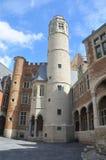 Góruje w starej części Ghent, Belgia Obraz Royalty Free