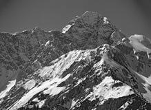 góry śnieżne Obrazy Stock