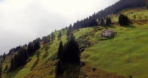 Góry zdjęcie wideo
