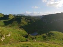 Góry 2 zdjęcia stock