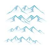 góry ilustracji