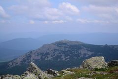 Góry Zdjęcia Royalty Free