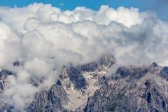 Góry Fotografia Stock