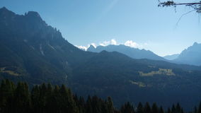 Góry Obrazy Stock