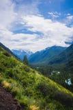 Góry Altay Zdjęcia Royalty Free