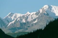 Góry Altay zdjęcie stock
