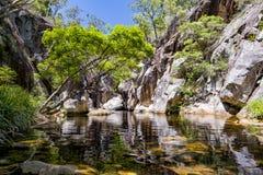 Góry Barney Niscy portale Zdjęcie Royalty Free