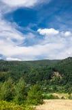 Góry Chynadiyovo Zakarpattia Ukraina Fotografia Stock