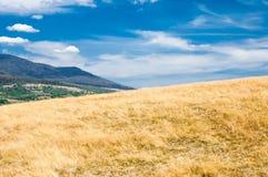 Góry Chynadiyovo Zakarpattia Ukraina Zdjęcie Stock