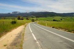 góry drogowe Obraz Royalty Free