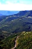 góry drogowe Zdjęcie Stock