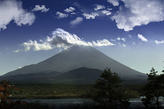 góry fuji Obrazy Royalty Free