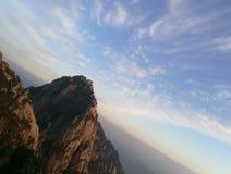 Góry Huang porcelana Obraz Stock