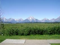 Góry i równiny zdjęcie royalty free