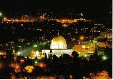 góry jerusalem świątyni Zdjęcia Royalty Free