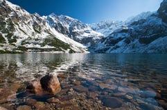 góry jeziorne góry Zdjęcie Royalty Free