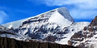 Góry Kitchener jaspisu park narodowy Fotografia Stock