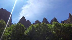 Góry Kreskowy niebo zdjęcie wideo