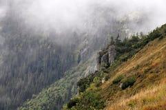 Góry Krkonose Obrazy Royalty Free