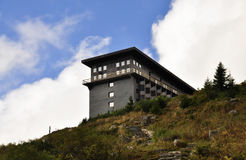 Góry Krkonose Zdjęcia Stock