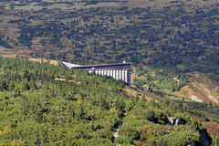 Góry Krkonose Obraz Stock