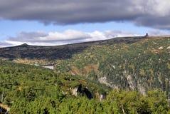 Góry Krkonose Obraz Royalty Free