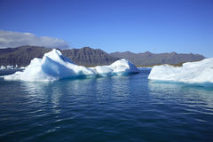 góry lodowej Obrazy Stock