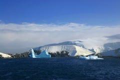 góry lodowej Obraz Royalty Free