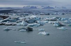 góry lodowej Fotografia Stock