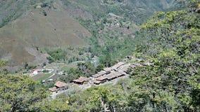 Góry Los Aleros Zdjęcia Royalty Free