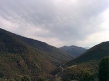 Góry Masalli Obrazy Royalty Free