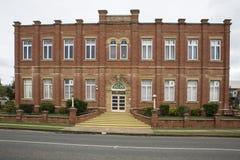 Góry Morgan szkoła średnia Zdjęcia Stock