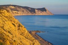 góry morskie Zdjęcia Stock