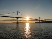 Góry nadziei most Zdjęcie Royalty Free
