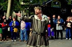 Góry nadzieja, PA: Pennsylwania renesans Faire Obraz Stock