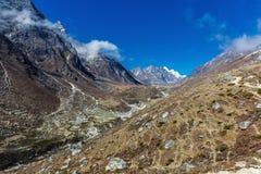 góry Nepal Zdjęcie Royalty Free