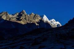 góry Nepal Obraz Royalty Free
