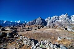 góry Nepal Zdjęcia Royalty Free