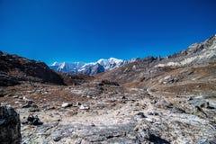 góry Nepal Obraz Stock