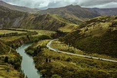 góry nowy Zealand Zdjęcia Royalty Free