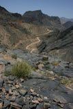 góry Oman Zdjęcie Royalty Free