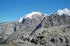 Góry ortler Italy Zdjęcia Royalty Free